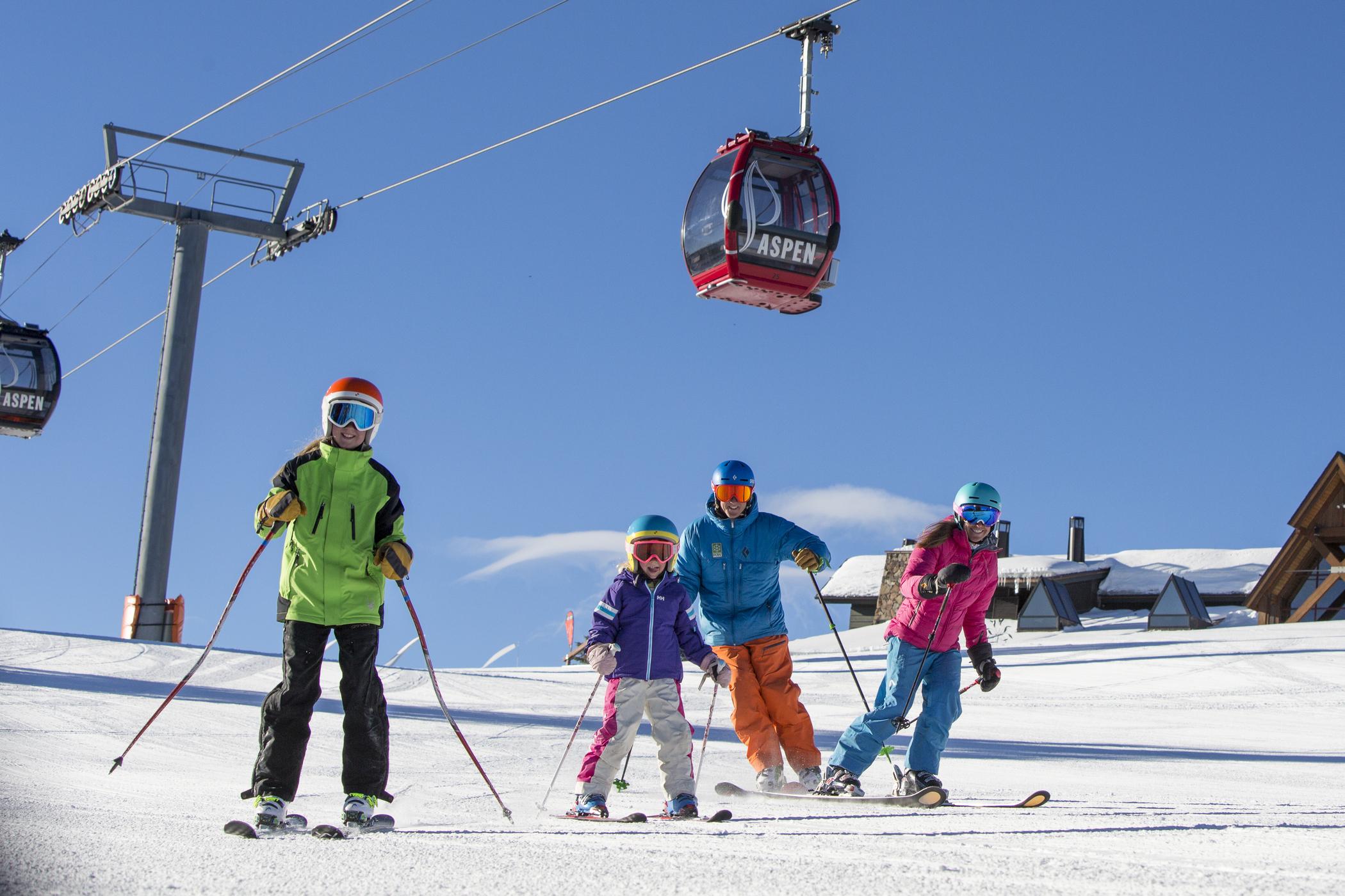 ski lift aspen snowmass
