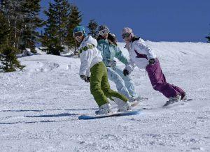termos no snowboard