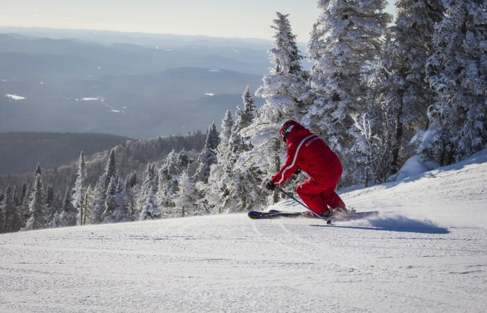 ski school mont tremblant