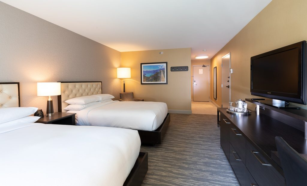 40% OFF HILTON WHISTLER RESORT & SPA nas estadias com mínimo de 4 noites