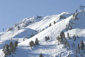 pista de ski mais longas Mammoth