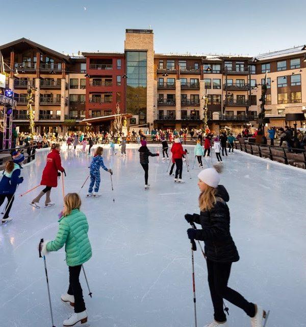 pista de patinação Snowmass Village