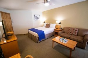 Aspen Mountain Lodge quarto duplo 2