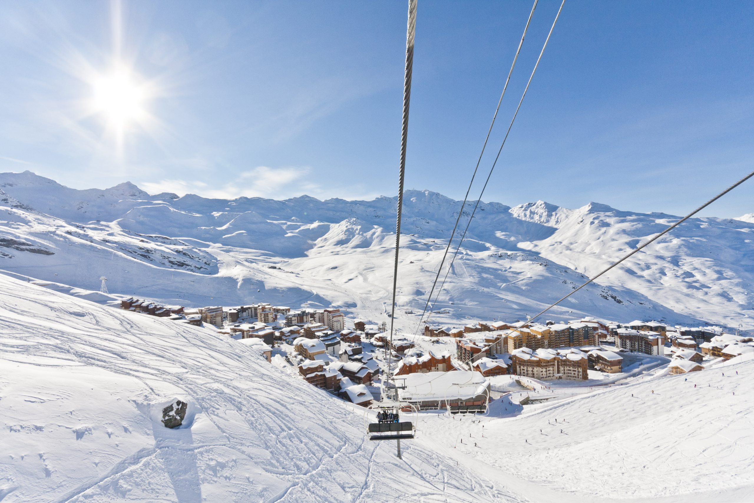 Ski Week Val Thorens 2022