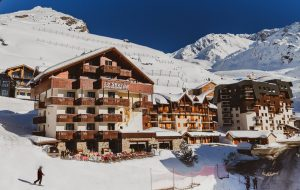 Hotel Le Sherpa Val Thorens_Vista Externa