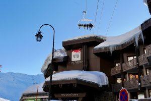 Hotel Le Val Thorens_Vista Externa