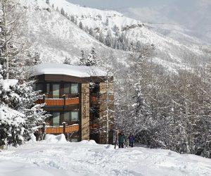 Laurelwood Studios vista externa ski snowmass 2022