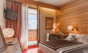 Hotel Le Sherpa_Quarto Duplo