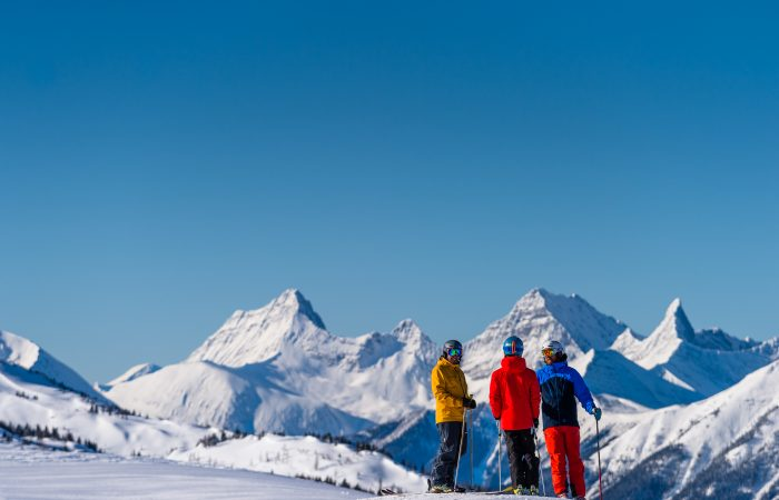 Ski Banff - Sunshine Village
