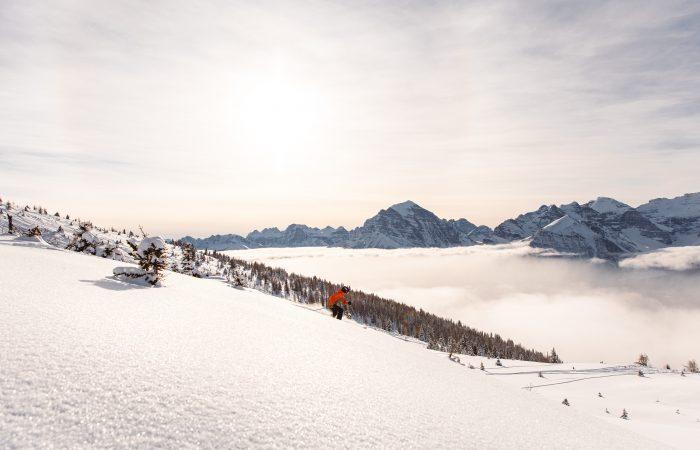 Ski Banff - Lake Louise