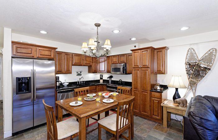 Crestwood- Cozinha 1 Bedroom Deluxe Condo