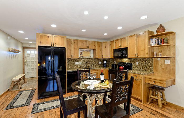 Crestwood- Cozinha 1 Bedroom Premier Condo