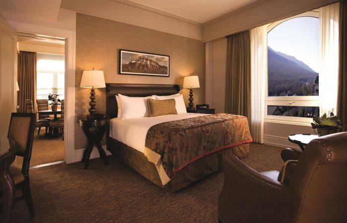 Fairmont Banff Gold One Bedroom Suite