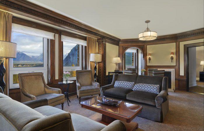 Fairmont Banff Gold Two Bedroom Suite