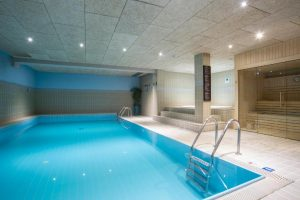 Hotel Grand Pas - piscina-sauna