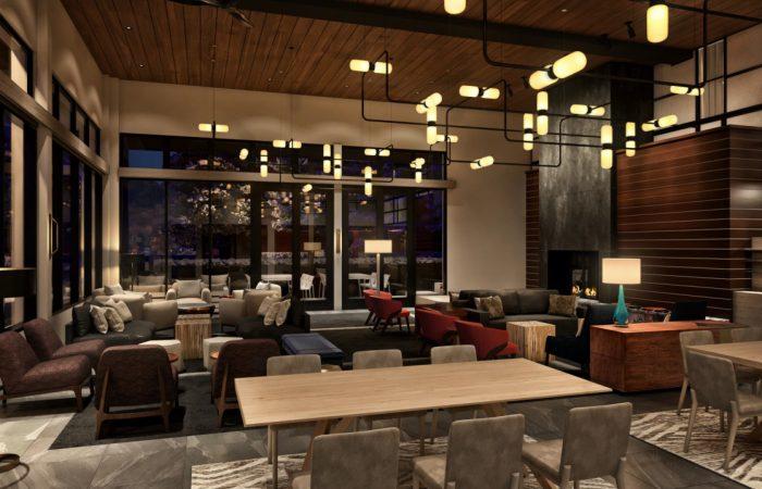 Limelight Hotel Aspen - Lounge