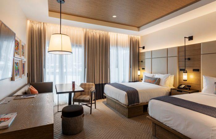 Limelight Hotel snowmass - Grand Deluxe Room com 2 Queen Beds