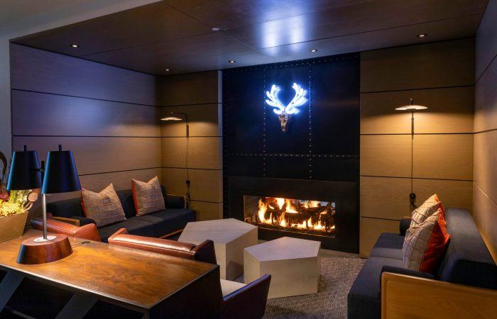 Limelight Hotel snowmass - Lobby