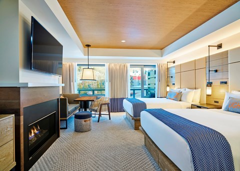 Limelight Hotel snowmass - Luxury Room com 2 Queen Bed