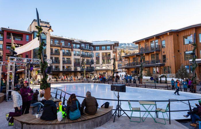 Limelight Hotel snowmass - Pista de Patinação