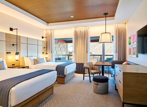 Limelight Hotel snowmass - Terrace Room com 2 Queen Bed