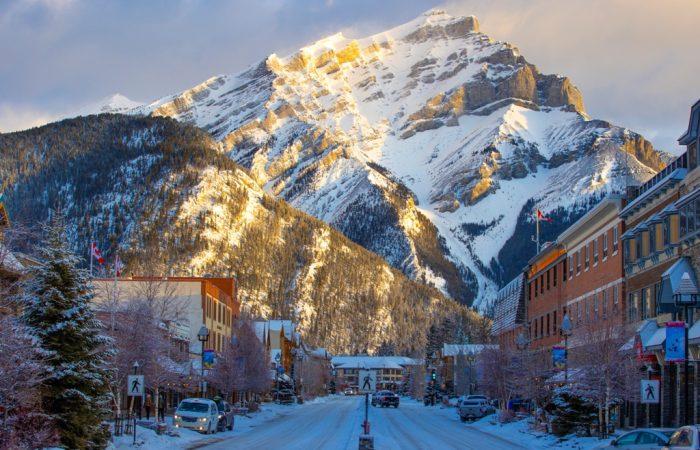 Cidade de Banff