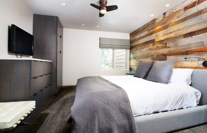 The Gant-Premier Suite Bedroom