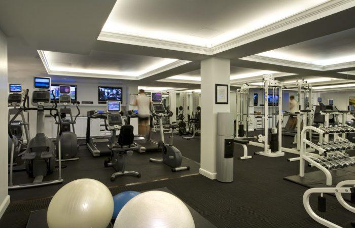 he Little Nell - Fitness Center