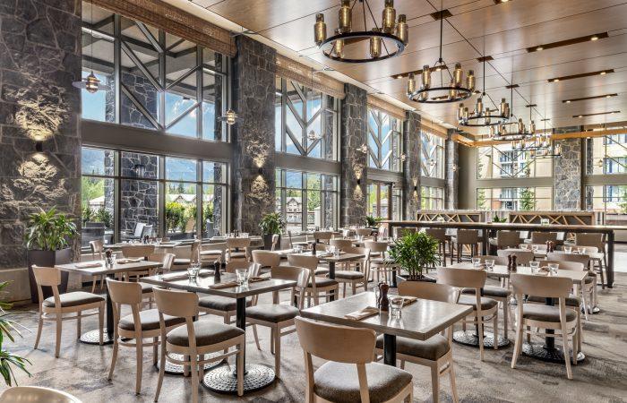 Westin Whistler - Grill & Vine Restaurant