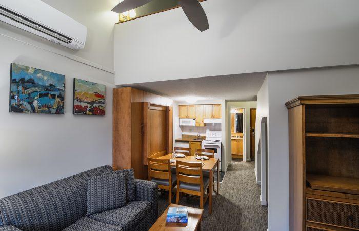 Whistler Village Inn Suites Queen Loft