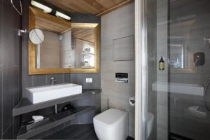 Hotel des 3 Vallees_Coccon Room-Banheiro