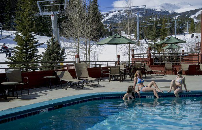 Beaver Run Resort-Breckenridge - Piscina ao ar livre