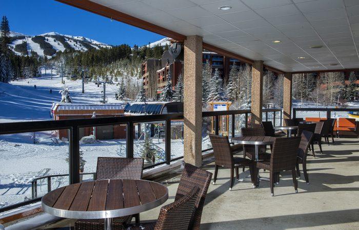 Beaver Run Resort-Breckenridge - Restaurante Patio