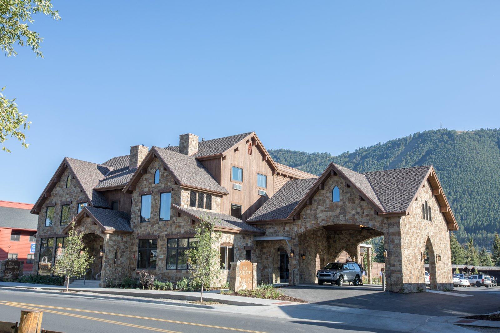 Elk Country Inn - Externo