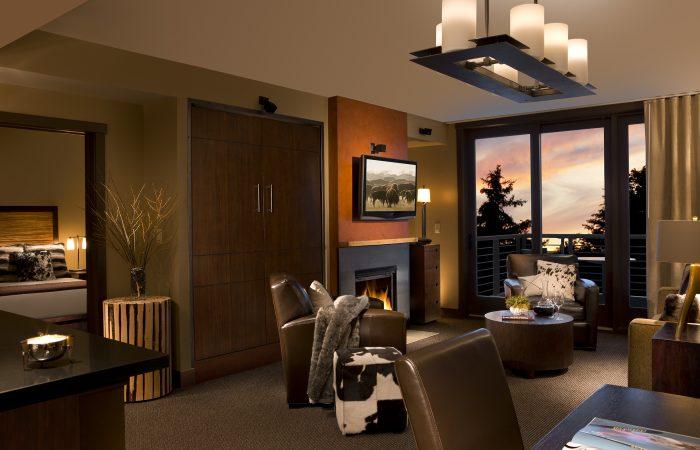 Hotel Terra Jackson Hole- 1 Bedroom Suite