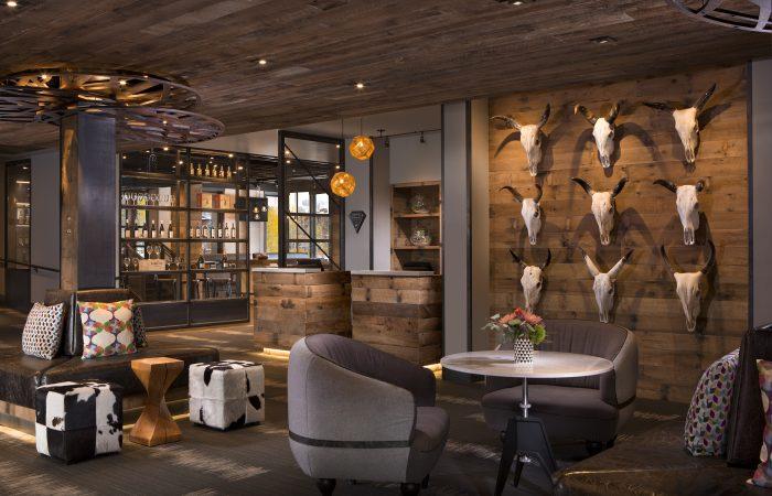 Hotel Terra Jackson Hole - Lobby