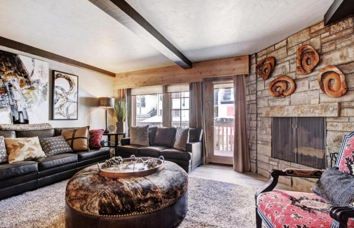 odge at Vail - 1 Bedroom Condo - Living