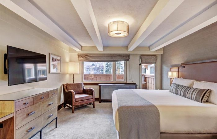 Lodge at Vail - Deluxe King Room
