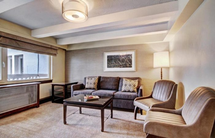 Lodge at Vail - Executive Suite - Living