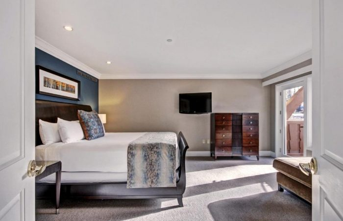 Lodge at Vail - Luxury Suite - 1 King