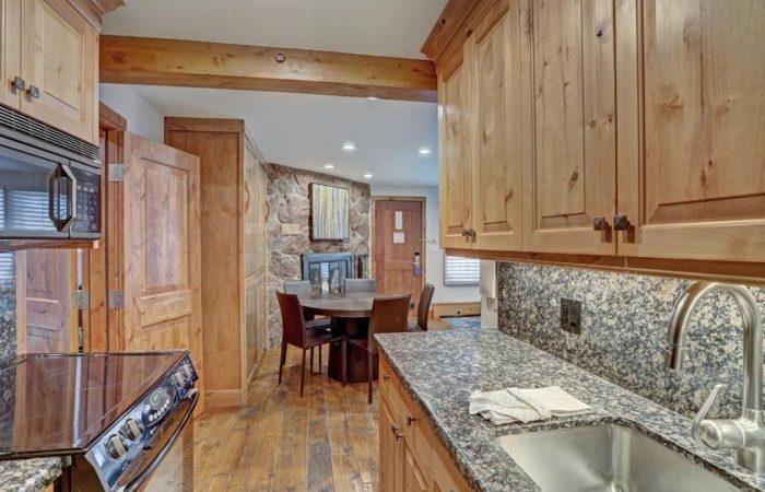 Lodge at Vail - Studio Standard - Cozinha