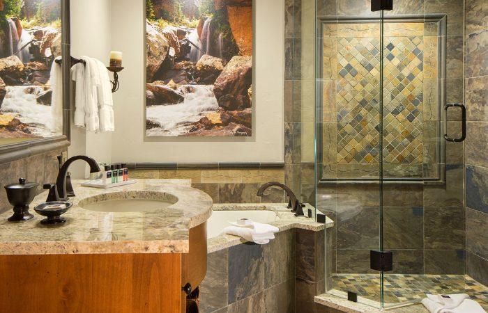 Manor Vail Lodge - 1 Bedroom Platinum - Banheiro