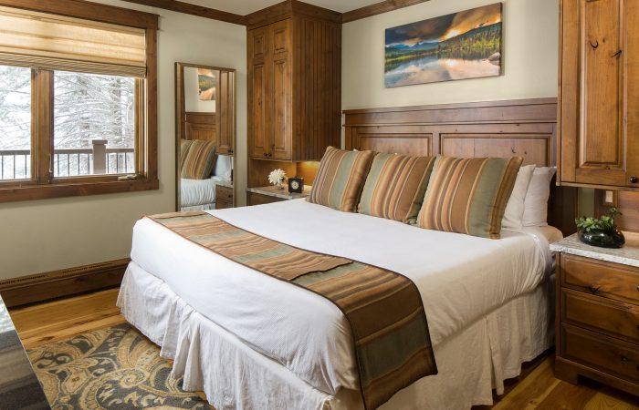 Manor Vail Lodge - 1 Bedroom Platinum Creekside