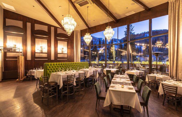 Manor Vail Lodge - Restaurante