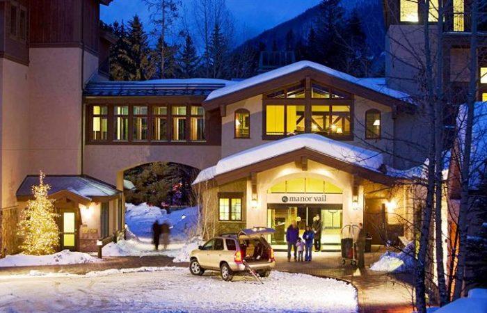 Manor Vail Lodge entrada