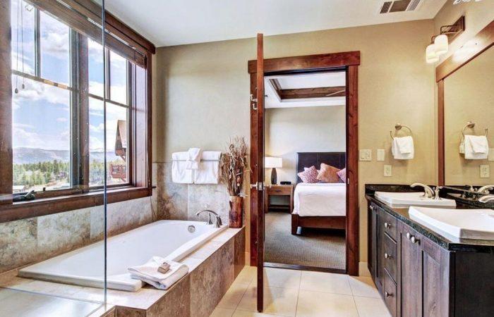 One Ski Hill Place - 1 Bedroom Condo - Banheiro
