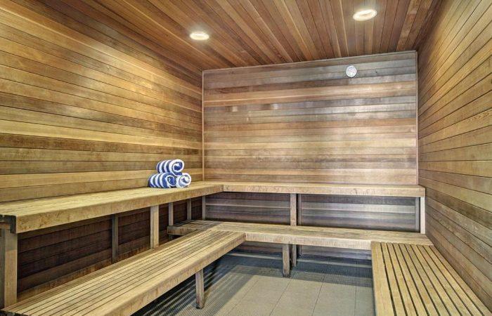 One Ski Hill Place - Sauna