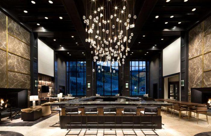 Park Hyatt - Lobby