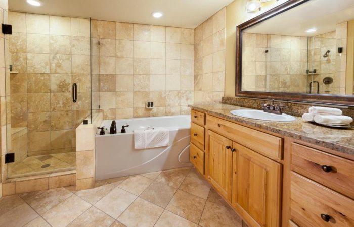Silverado Lodge - Banheiro