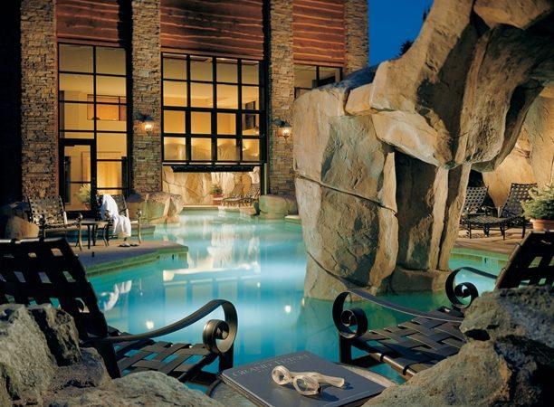 Snake River Lodge - Piscina interna